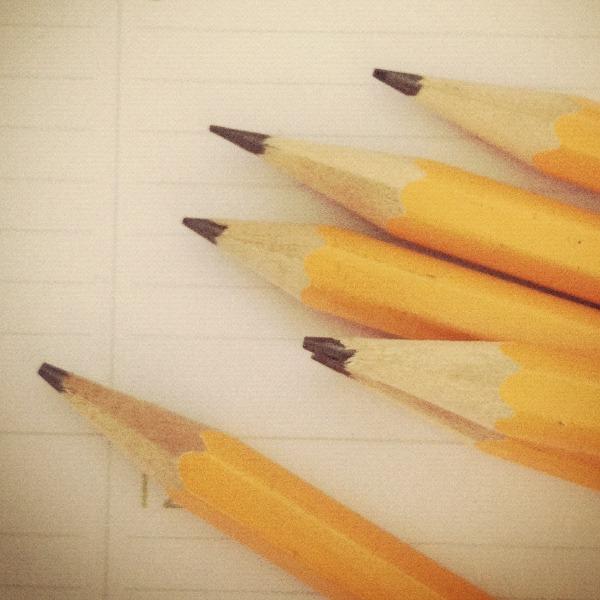 brand new pencil box