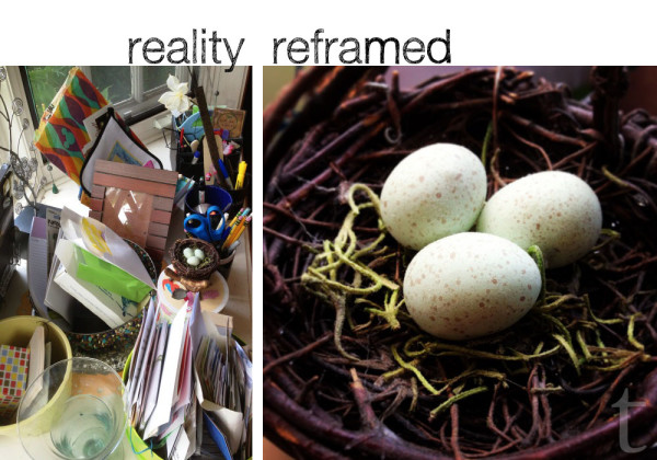 reality reframed mess to nest