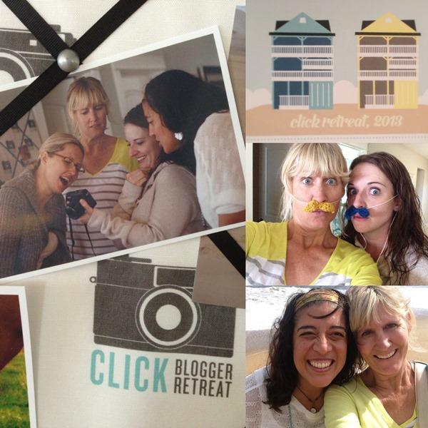 The Click Retreat 2013