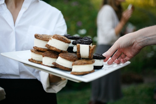 Ice Cream Sandwiches by Tracey Clark shot with Canon 50mm Compact Macro Lens