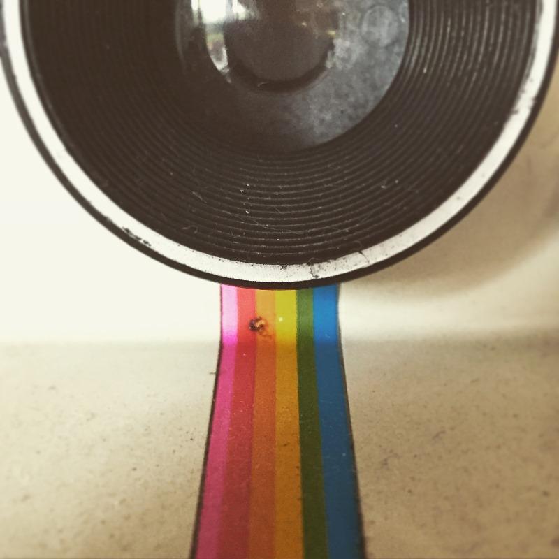 Polaroid Camera by Tracey Clark