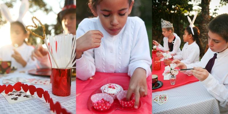 Queen of Hearts Crafts DisneySisters DSMM DisneySide Party _800