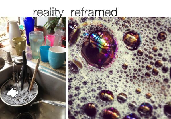 reality reframed sink to swim