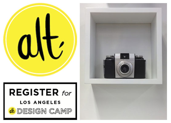 Alt Design Camp for Photography