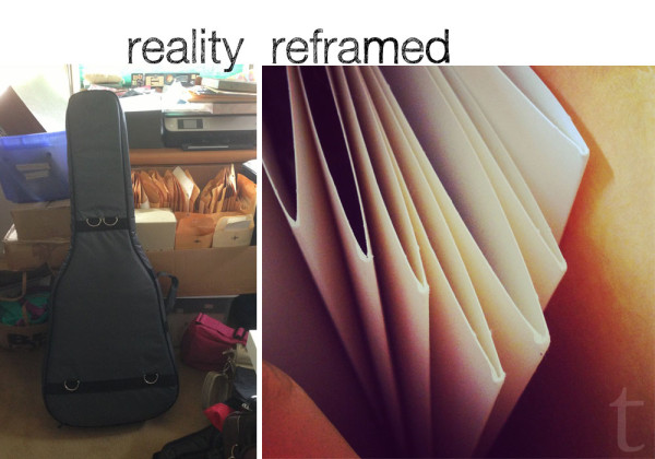 Reality Reframed boxed to beauty